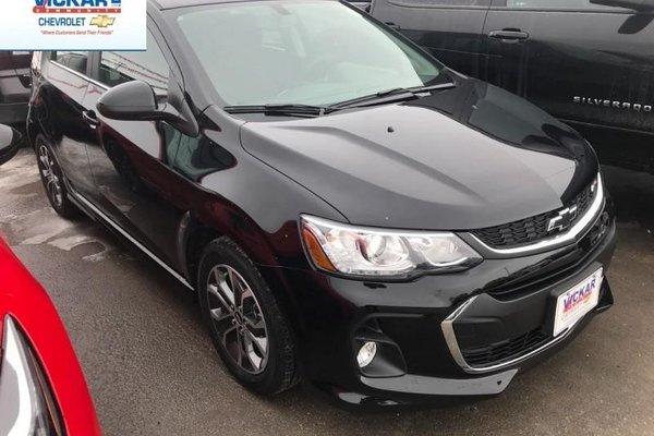 2018 Chevrolet Sonic LT  - $151.36 B/W