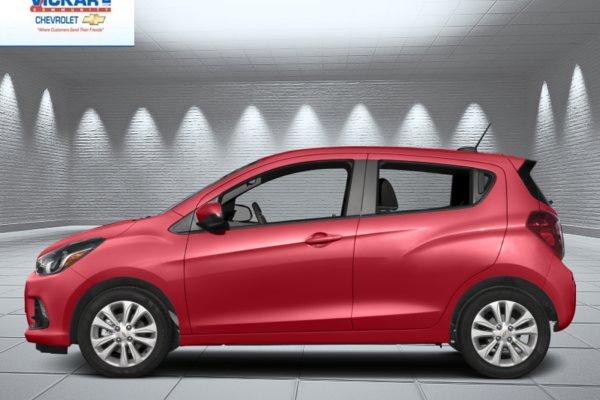 2018 Chevrolet Spark 1LT  - Bluetooth -  MyLink - $102.95 B/W