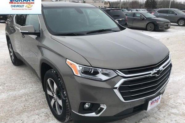 2018 Chevrolet Traverse LT True North  - Navigation - $306.68 B/W