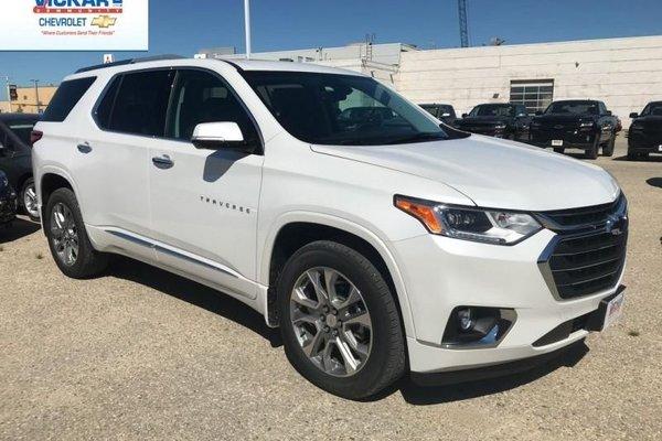 2018 Chevrolet Traverse Premier  - Navigation - $339.83 B/W