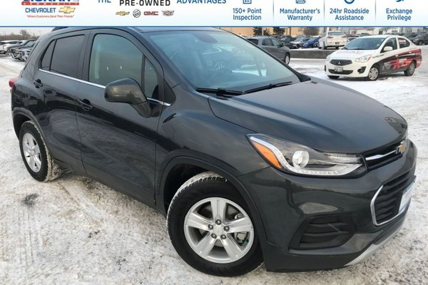 2017 Chevrolet Trax LT  - Bluetooth - $145.10 B/W