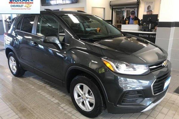 2017 Chevrolet Trax LT  - Sunroof - Bluetooth - $151.15 B/W