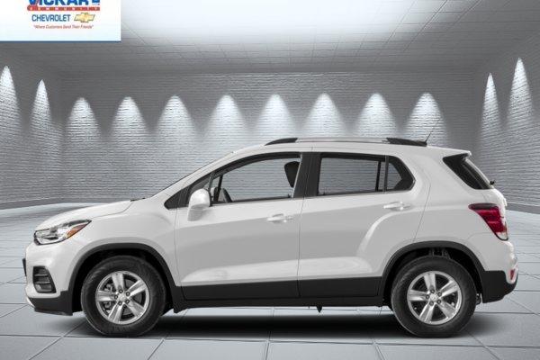 New 2018 Chevrolet Trax Lt Redline Edition 179bw Summit White For