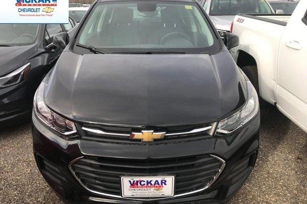 2018 Chevrolet Trax LS  - Bluetooth - $148.43 B/W