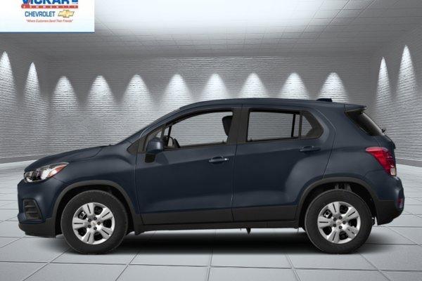 2018 Chevrolet Trax LS  - Bluetooth - $159.81 B/W