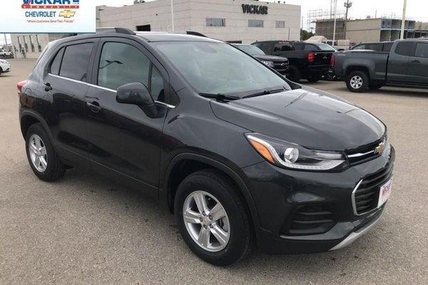 2018 Chevrolet Trax LT  - $202.76 B/W
