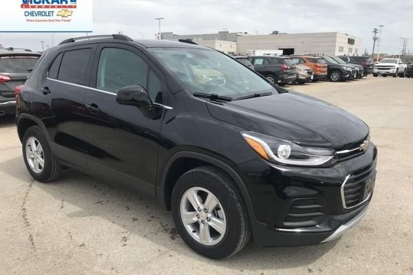2018 Chevrolet Trax LT  - Bluetooth - $162.65 B/W