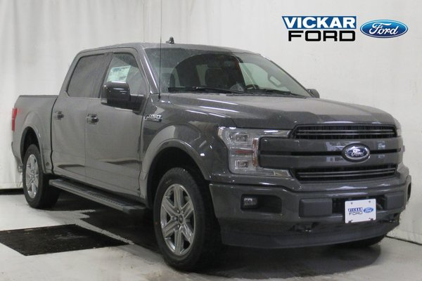 2018 Ford F-150 Lariat SuperCrew Sport 4x4 502A Package