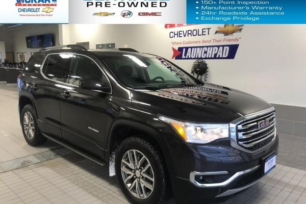 2018 GMC Acadia SLE   AWD, BOSE, SUNROOF, REMOTE START  - $248.38 B/W
