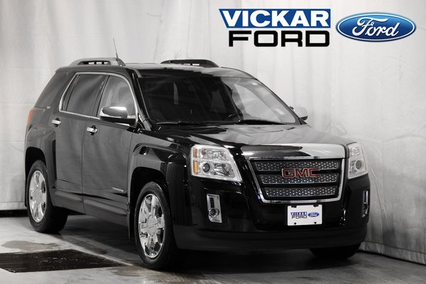 2012 GMC Terrain SLT2 AWD 1SD Local One Owner Trade. Immaculate Con