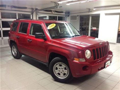2009 Jeep Patriot NORTH/LOCAL TRADE!!
