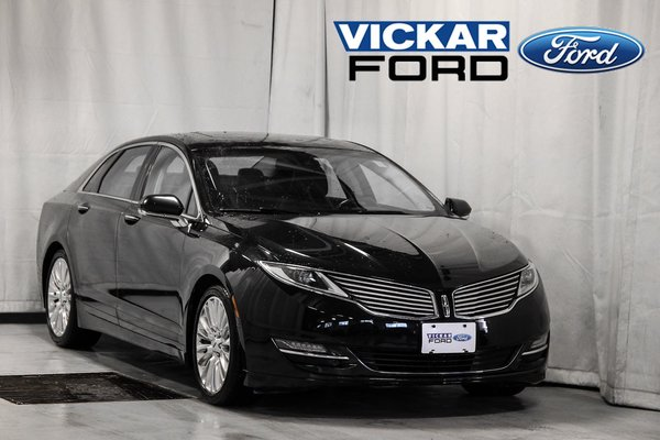 2015 Lincoln MKZ AWD Reserve Full Load Low km Local Trade 3.7 V6