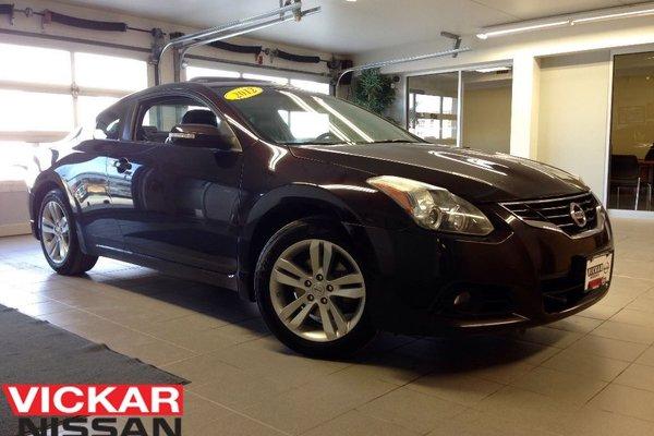 2012 Nissan Altima 2.5 SL (CVT)
