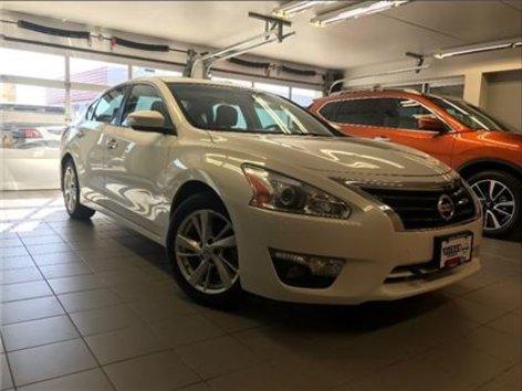 2014 Nissan Altima 2.5 SL/1 OWNER LOCAL TRADE!!!