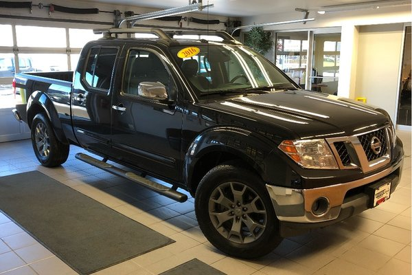 2016 Nissan Frontier SL *LEATHER*LOW KMS*
