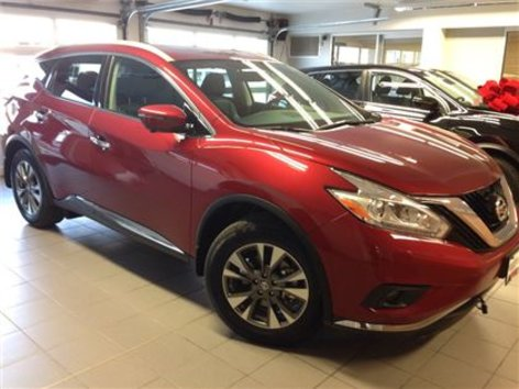 2017 Nissan Murano SL/LOW LOW KMS/1 OWNER LOCAL TRADE!!