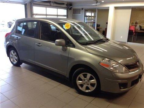 2012 Nissan Versa 1.8 SL/1 OWNER LOCAL TRADE!!