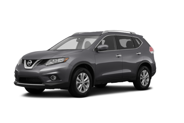 2016 Nissan Rogue SV - SPECIAL EDITION