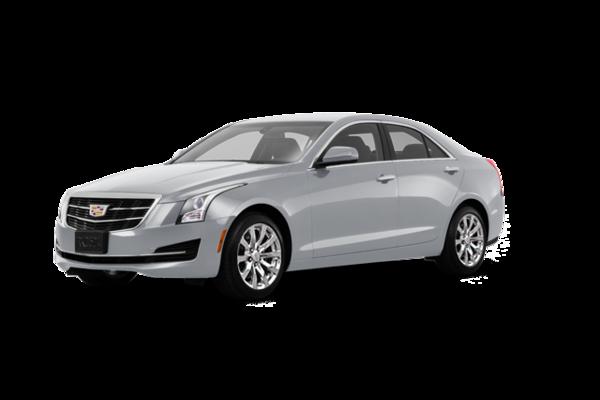2017 Cadillac ATS Sedan TURBO