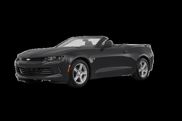 2017 Chevrolet Camaro convertible 1LT
