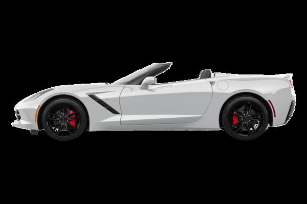 2017 Chevrolet Corvette Convertible Stingray 3LT