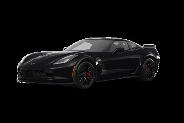 2017 Chevrolet Corvette Coupe Z06 3LZ