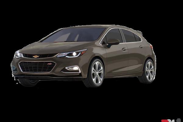 2017 Chevrolet Cruze Hatchback LT