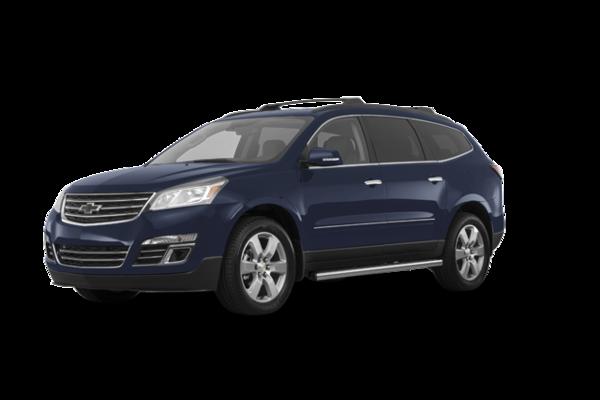 2017 Chevrolet Traverse Premier From 53170 0 Vickar Community Chevrolet Winnipeg