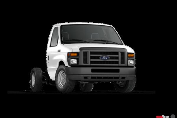 2017 Ford E-Series Cutaway 350