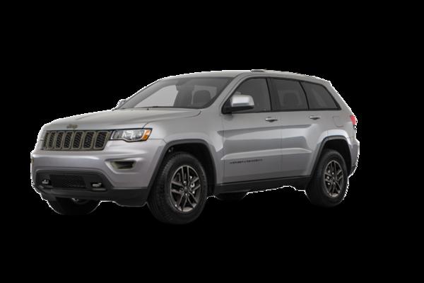 Jeep Grand Cherokee LAREDO édition 75e anniversaire 2017