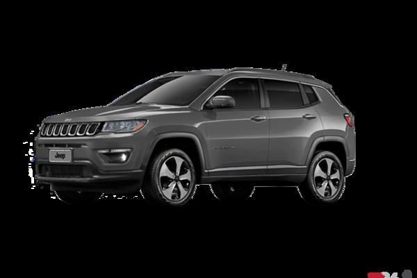 Jeep tout nouveau Compass NORTH 2017