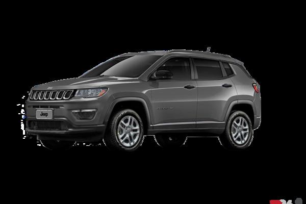 Jeep tout nouveau Compass  2017