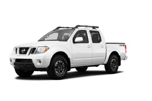 2017 Nissan Frontier Crew Cab PRO-4X 4x4 at