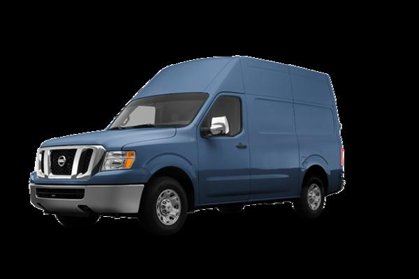 2017 Nissan NV Cargo 2500 SV