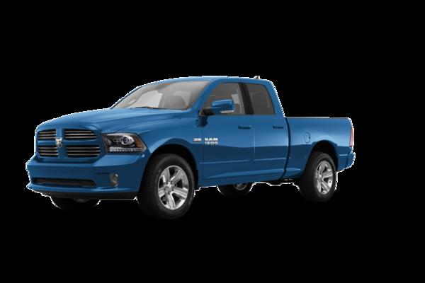 RAM 1500 SPORT 2017