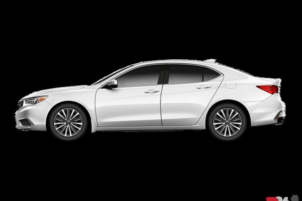 Acura TLX SH-AWD TECH 2018