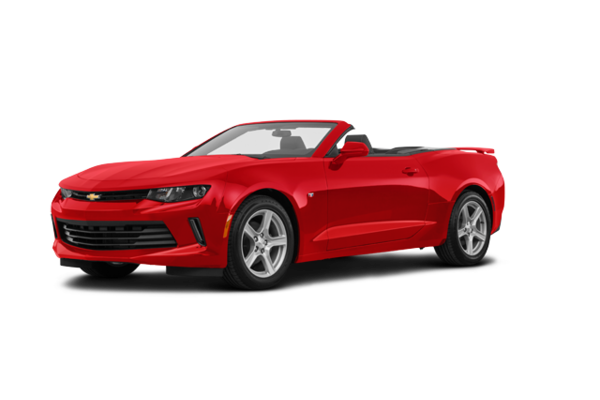2018 Chevrolet Camaro convertible 1LT