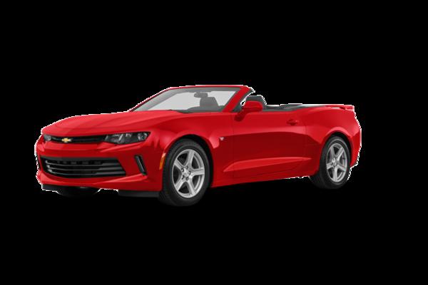 2018 Chevrolet Camaro convertible 2LT
