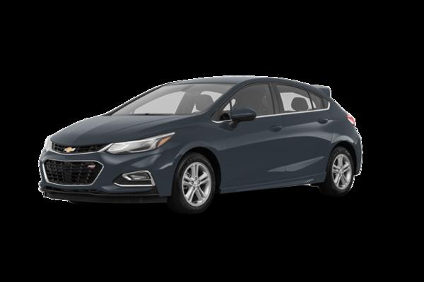 2018 Chevrolet Cruze Hatchback LT