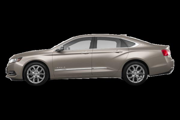 2018 Chevrolet Impala 2LZ