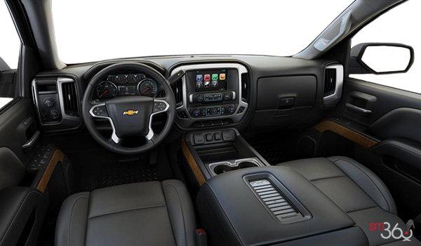 Chevrolet Silverado 1500 LTZ 1LZ 2018 - À partir de 41835 ...