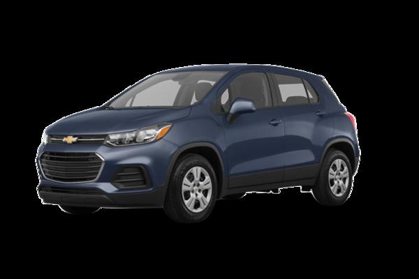 2018 Chevrolet Trax LS