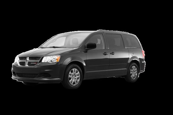 Dodge Grand Caravan SXT 2018