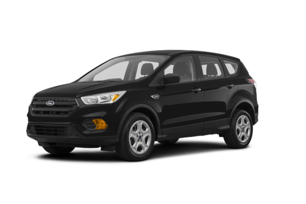 2018 Ford Escape S - FWD