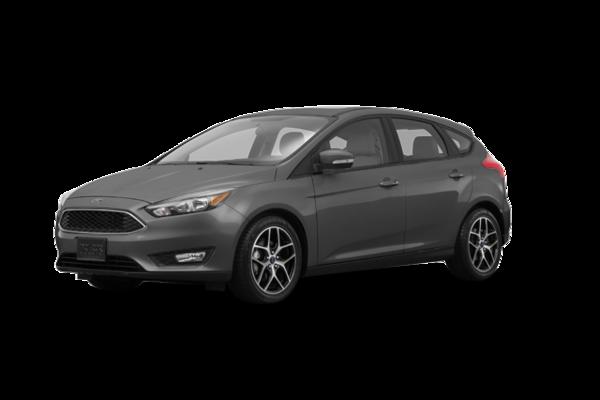 2018 Ford Focus Hatchback SEL