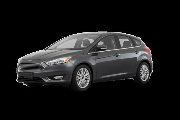 2018 Ford Focus Hatchback Titanium From 27358 0 Vickar Ford