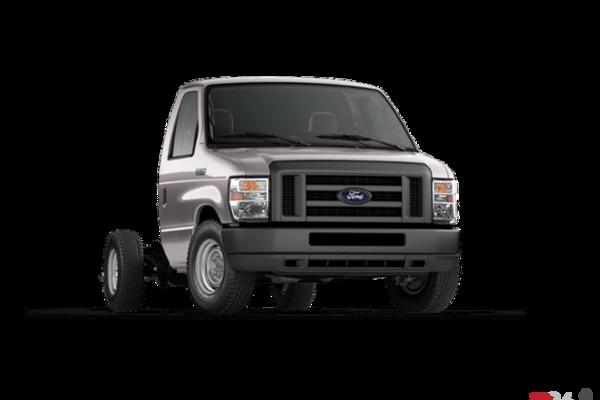 2018 Ford E-Series Cutaway 350