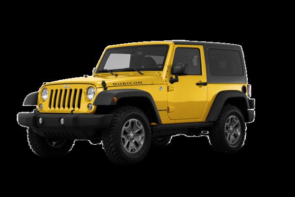 Jeep Wrangler JK RUBICON 2018