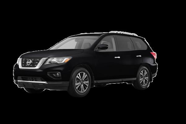 2018 Nissan Pathfinder SL Premium V6 4x4 at