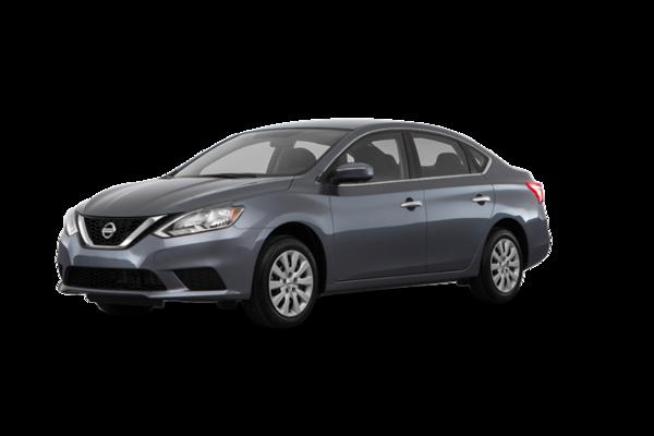 2018 Nissan Sentra 1.8 S CVT